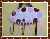 HeadBand + Bows Holder - Aniston