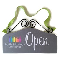 OPEN & CLOSED - Bottle & Bottega Franchise Owners Only