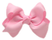 Basic Bows - Everyday Light Pink