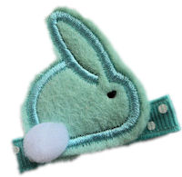 CottonTail Bunny - Powder Blue