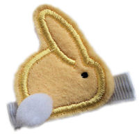CottonTail Bunny - Soft Yellow
