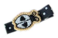 Crochet Ladybug - YELLOW