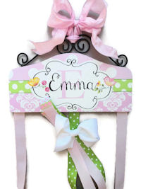 Emma Collection - Sweet Birds with Green