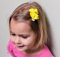 Emma - Bright Yellow - Live Model