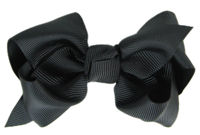 Basic Bows - Everyday Black