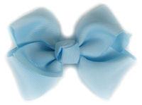 Basic Bows - Everyday Baby Blue