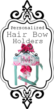 hair bow holder