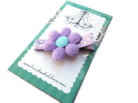 Fluffy Daisy - Lavender