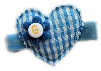 Letter Love - Blue