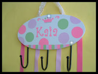 HeadBand + Bows Holder - Kaia