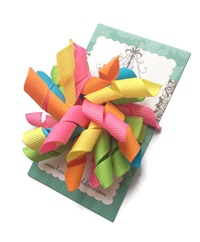 Korker Bows - Bright and Cheery