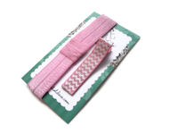 Mini Gift Set - Headband and Hair Clip - Light Pink