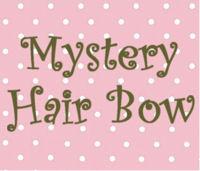 Mystery Hair Bow