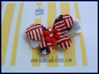 Patriotic Clip - Butterfly