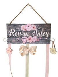 Hair Bow Holder - Rowan Anley Style
