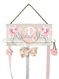 Hair Bow Holder - Ryanne Mae Style