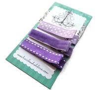 Simple Sets - Purple Passion