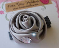 Silk Rose Bling - Sterling