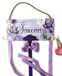Hair Bow Holder - Simona Style
