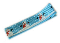 Cool Clips - Snowman - Blue