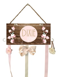 Hair Bow Holder - Dixie Mae Style