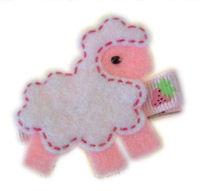 FELT CLIP - Little Lamb