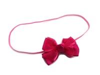 Skinny Girl Headband - Sassy Hot Pink
