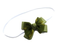 Skinny Girl Headband - Moss Green