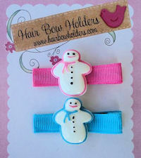 Snow Babies - Team Pink and Blue