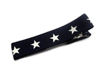 Cool Clips - Stars on Dark Navy