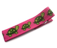 Cool Clips - Turtles on Hot Pink