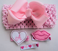 Valentine's Day - 5 Piece Gift Set - Pink